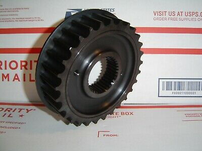Sportster Overdrive 30 Tooth Front Pulley 04-UP Front Transmission Harley 30TS-2