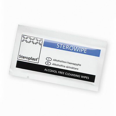 Alcohol Free Antiseptic Cleansing Wipes 10 pack