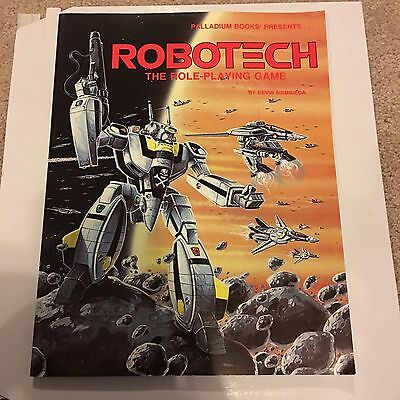 Robotech RPG by Palladium - Book 1: The Role Playing Game