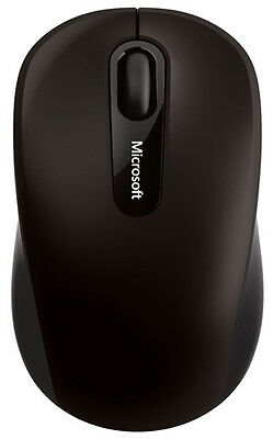 MS Microsoft Bluetooth Mobile Mouse 3600 Black MICROSOFT