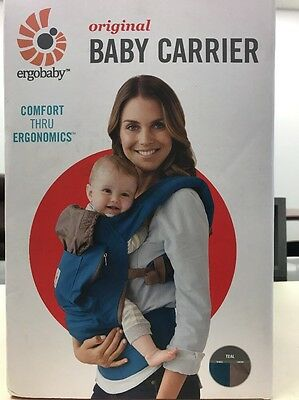 Ergobaby Original 3 Position Baby Carrier - Teal
