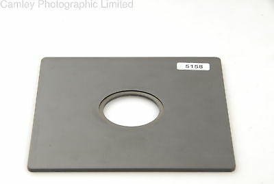 DeVere Copal #1 41.6mm Lens Board. Graded: EXC+ [#5158]