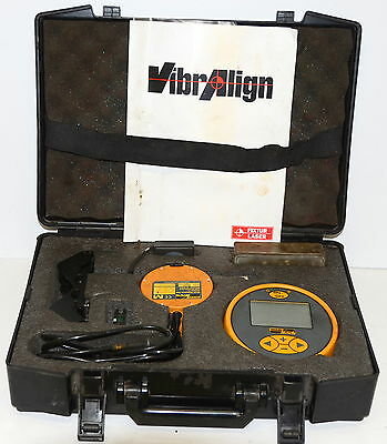 Vibralign Shaft Hog Laser Alignment Tool V180