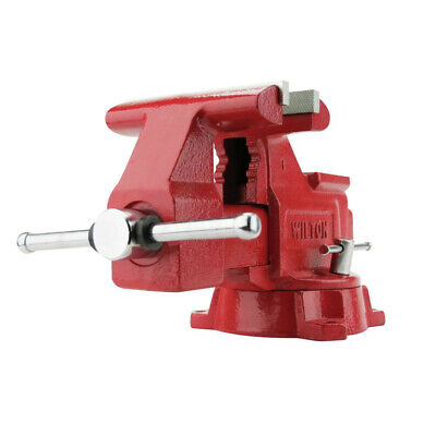 "Wilton 648HD, Utility Workshop 8"" Vise with Swivel Base WMH11800 NEW"