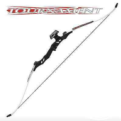 40lb Adult Tournament Recurve Bow