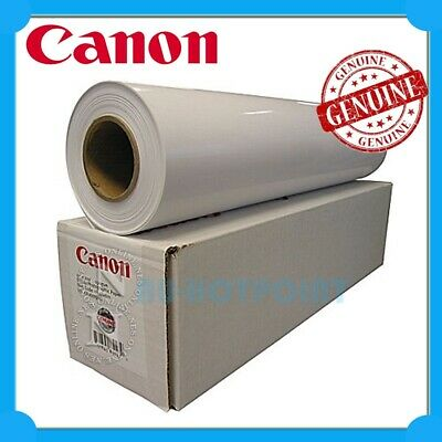 "Canon A0 Borderless Satin Paper Roll 190GSM 841mmx30m for 36"" Graphic Printers"