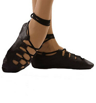 "NEW IN BAG Capezio ""Irish Stepper"" Dance Shoes, 391 in Black"