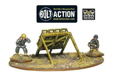 Warlord Games Bolt Action Howling Cow German Rocket Launcher 28mm Scale