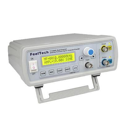 24MHz 250MSa/s Dual-channel Function Signal Generator Arbitrary Waveform US O7L0