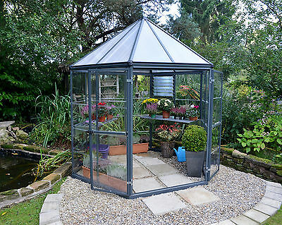 Oasis Hex Greenhouse RRP - $2399 Sale - $1999 Inc free Shipping Australia Wide