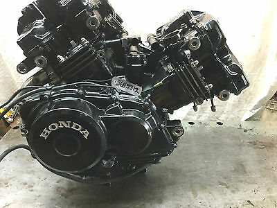 Honda Vf1000R 1988 Engine Only Done 24,000Klm Lot36 36H5312