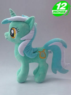 My Little Pony Lyra Heartstrings Plush Doll 12inches Baby Doll Toy