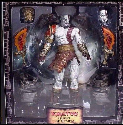 1x Neca God of War 3 Ultimate Kratos 7 inch Action Figure Collector Kid Toy