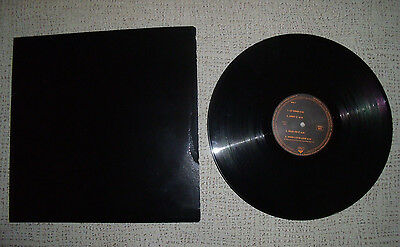 "Prince ""the Black"" Rare Lp 1987 Germany 925 677 Wx 147"