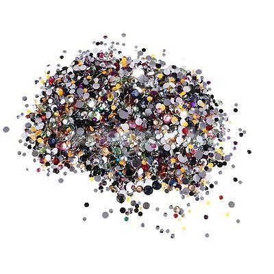 5000 Wedding Decoration Scatter Table Crystals Diamnte Confetti Glaze Beads