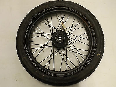 CPI sprint wheel and tyre
