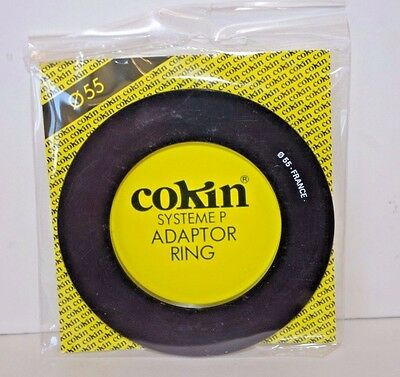 Cokin 55 mm Adapter Ring P System