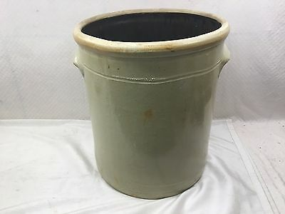 Antique Vintage Farm Crock 15 Gallon