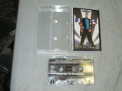Vanilla Ice - To The Extreme (Cassette, Tape) Working great tested 2