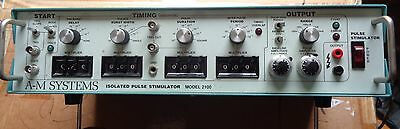 A-M Systems Isolated Pulse Stimulator Model 2100