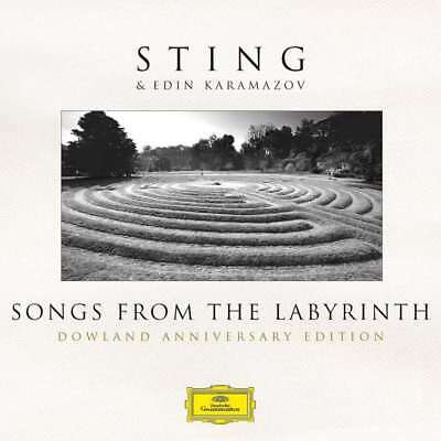 STING & THE POLICE - Songs from the Labyrinth CD+DVD w/Booklet (Chamber Music)
