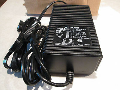 Elpac Model: Wm220-1 Power Supply Inficon Power Supply >