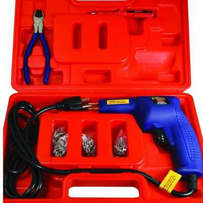 Astro Pneumatic 7600 Hot Staple Gun Kit for Plastic Repair New