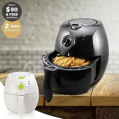 New Air Fryer 1500W Healthy Fat Low Oil Free Kitchen Rapid Deep Chef Cooker Chip