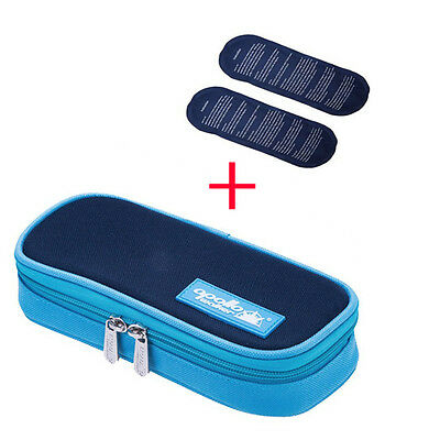 Travel Cooler Bag for Insulin Medication Insulin Portable Cooling Case Ice Bags