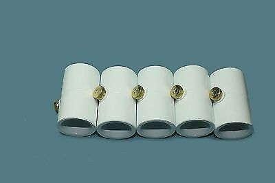 1/2 PVC Misting Tees Made in USA 10 Pack