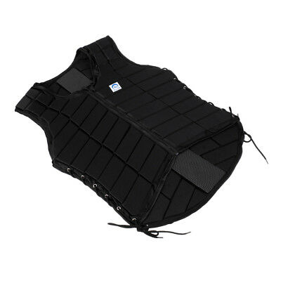Pro Adult Women Equestrian Vest Horse Riding Body Protector Safety Waistcoat