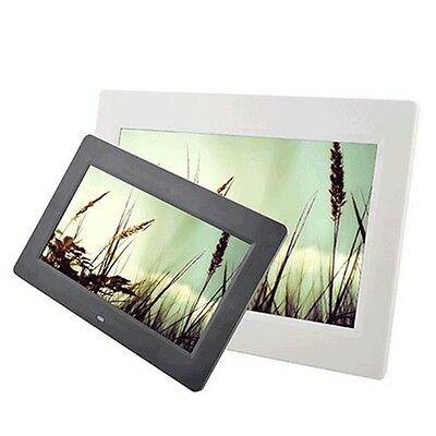 "Hot 10.1"" TFT-LCD HD Digital Photo Frame Alarm MP3 MP4 Movie Player + Remote  #9"