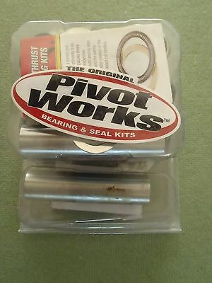 Kit reparation biellettes pivot works  yamaha YZ125/250 06-11 réf: 774721