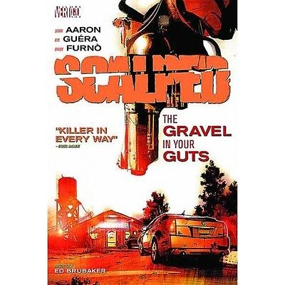 Scalped  TP Vol 04 The Gravel In Your Guts - Brand new!