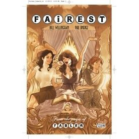 Fairest Volume 1 TP - Brand new!