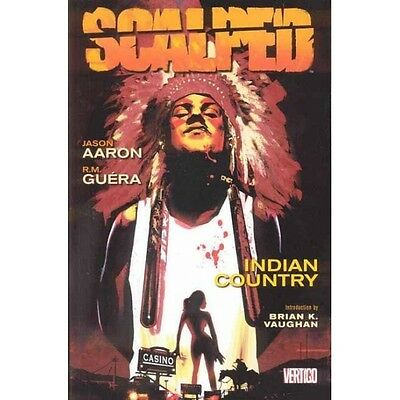 Scalped  TP Vol 01 Indian Country - Brand new!