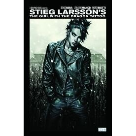 The Girl with the Dragon Tattoo Book 2 HC - Brand new!