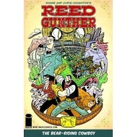 Reed Gunther Volume 1 TP - Brand new!
