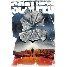 Scalped Volume 10: Trail's End TP (MR) - Brand new!