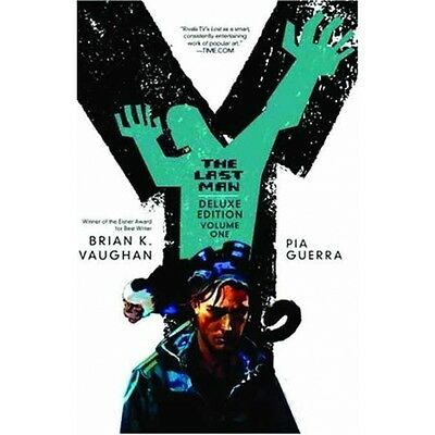Y The Last Man Deluxe Edition HC Vol 01 - Brand new!