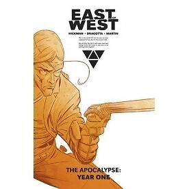 East of West The Apocalypse Year One Hardcover - Brand new!