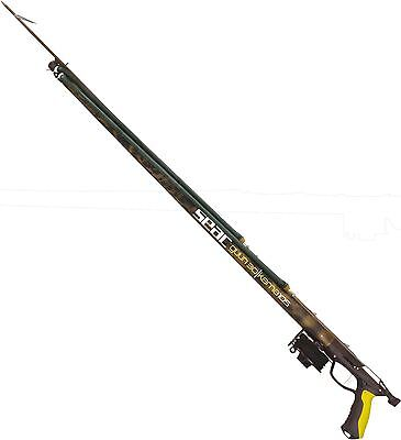 Seac Guun 30 Kama - Banded Sling Type Spearfishing Speargun with Reel