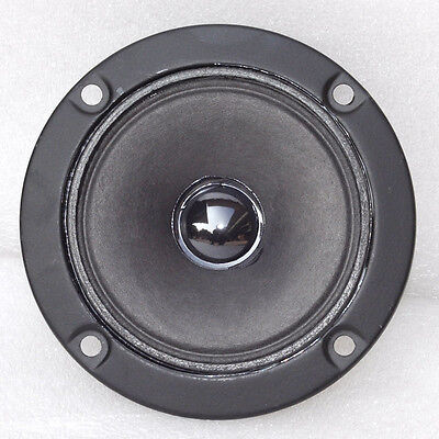 3'' 4 Ohm 30W Tweeter Audio Speaker Loudspeaker Karaoke KTV Stereo Single Magnet