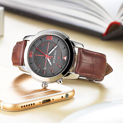 Classical Quartz Wrist Watches Water Resistant Fitness Tracker Smartwatches