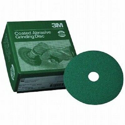 3M 01915 5x7/8 Inch Green Corps Disc 24 Grit, Box of 20