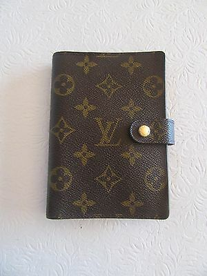 Louis Vuitton Monogram Agenda Sp1929