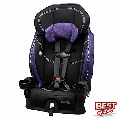 Car Seat Infant Baby Toddler Child Convertible for Girl/Boy + Drink Cup Holders