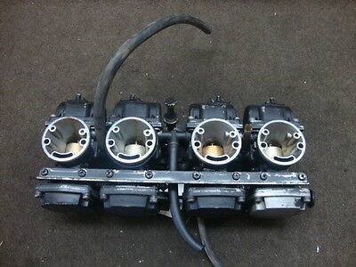 82 Kawasaki Kz1100 Kz 1100 Spectre Carb Set, Carburetors #yb32