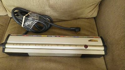 Monster PowerBar 1100 Home Theater Power Strip Surge Protector Bar Great Shape