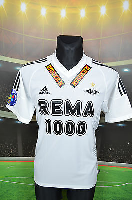 Rosenborg Home Adidas 2003 Football Shirt (S) Norway Trikot Jersey Top Rbk